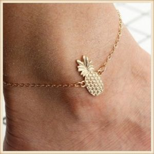 Jewelry - ♻️ Donating Soon! Pineapple Anklet